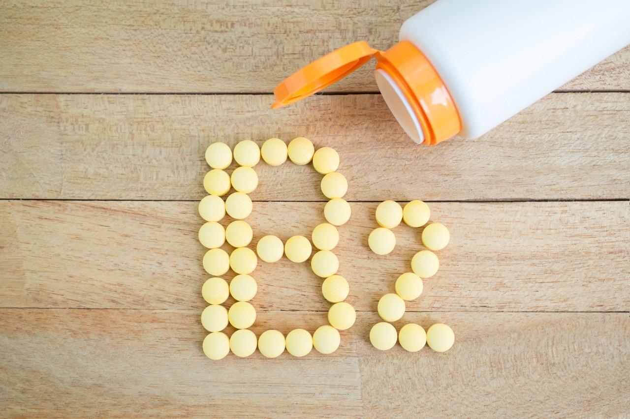 vitamin B2 RDA