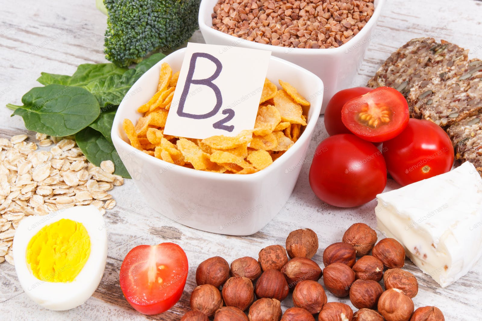 vitamin b2 health benefits